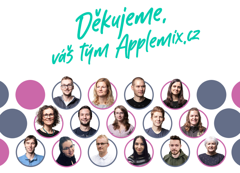 AppleMix.cz Tým