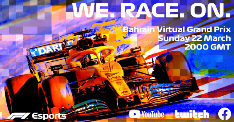 F1 Virtual Grand Prix fb