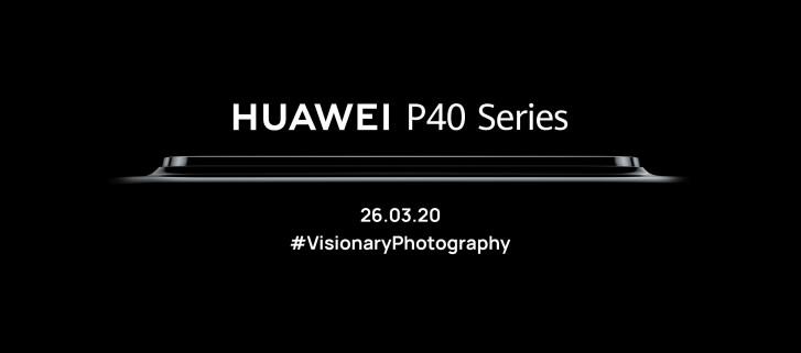 Huawei pozvánka
