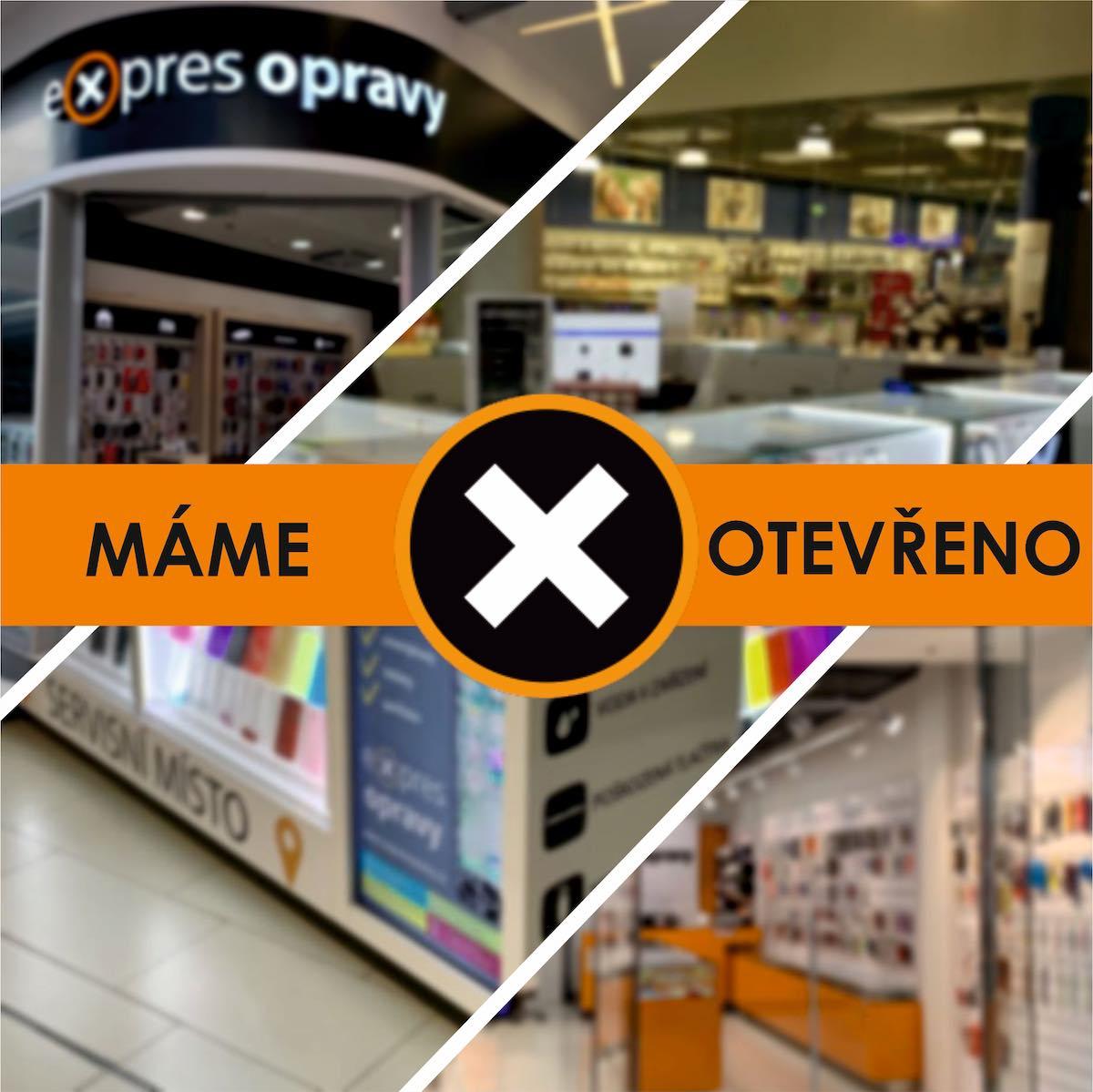 expresopravy.cz – Otevřeno