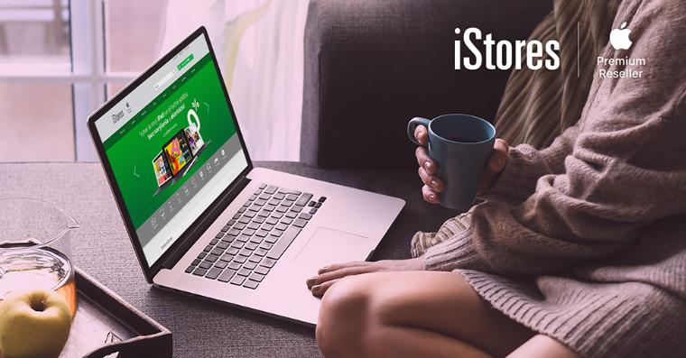iStores Online nakup