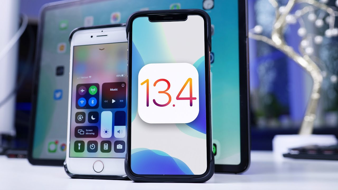 Image result for ios 13.4
