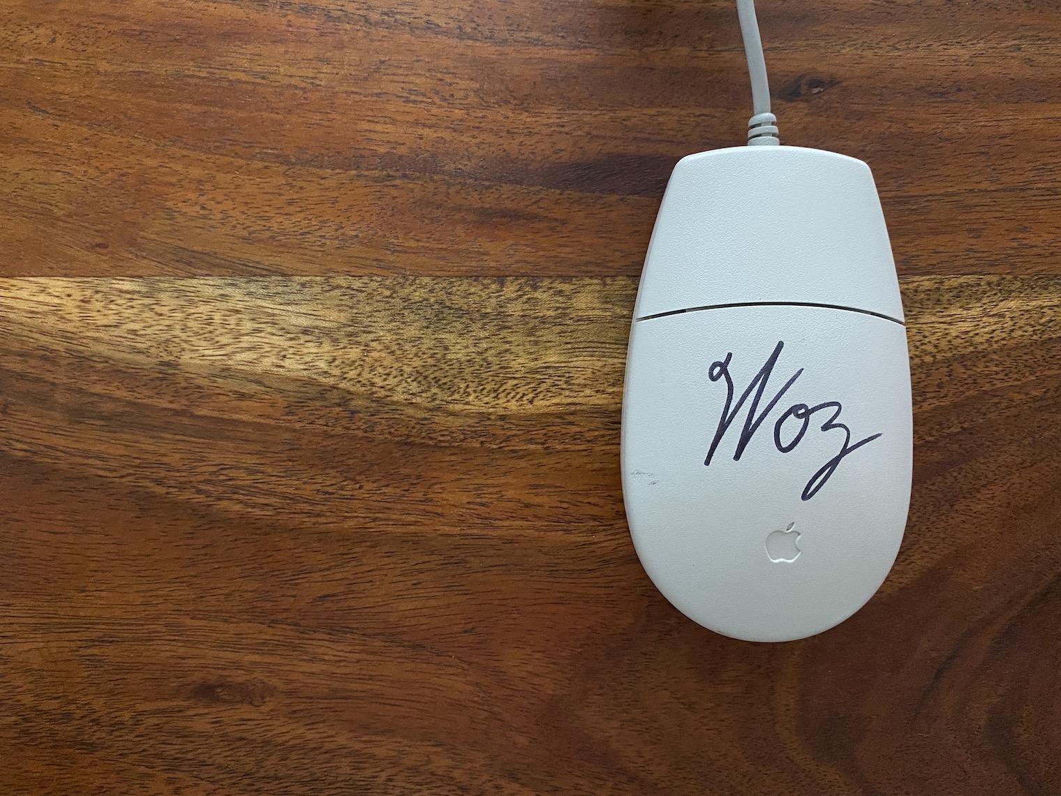 signatured by wozniak