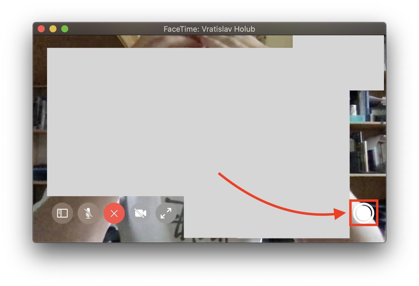 5 tipů FaceTime