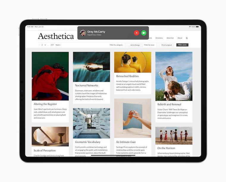 iPadOS 14 4