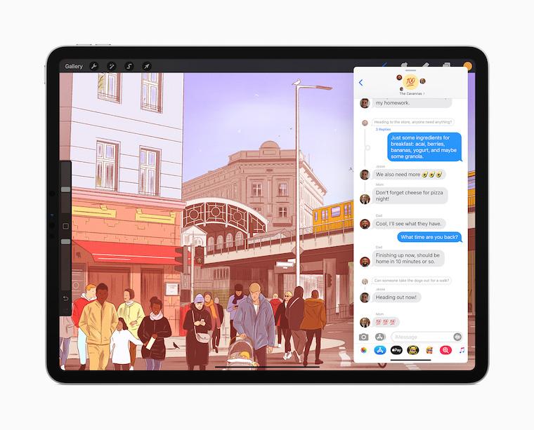 iPadOS 14 8