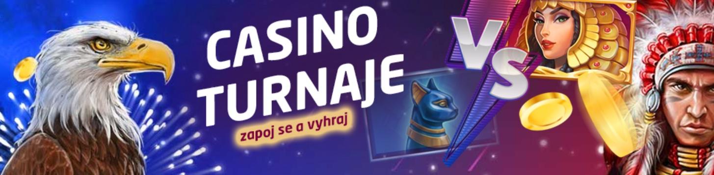 Synot Casino turnaje