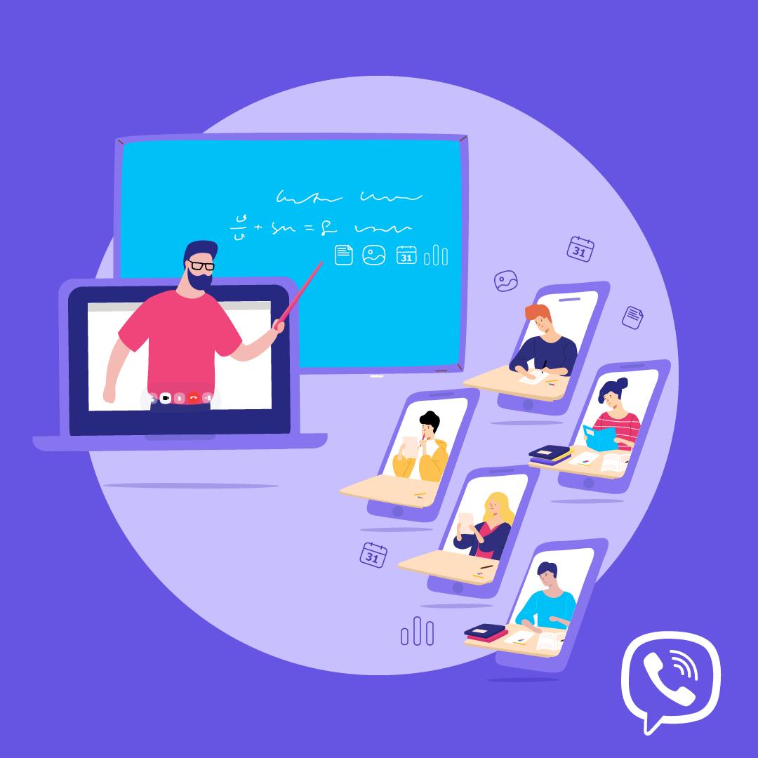 Viber Online vzdělávání