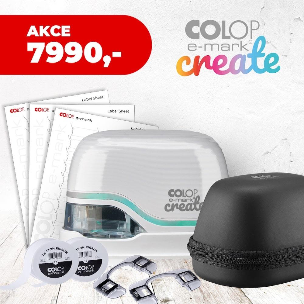 e-mark create akce