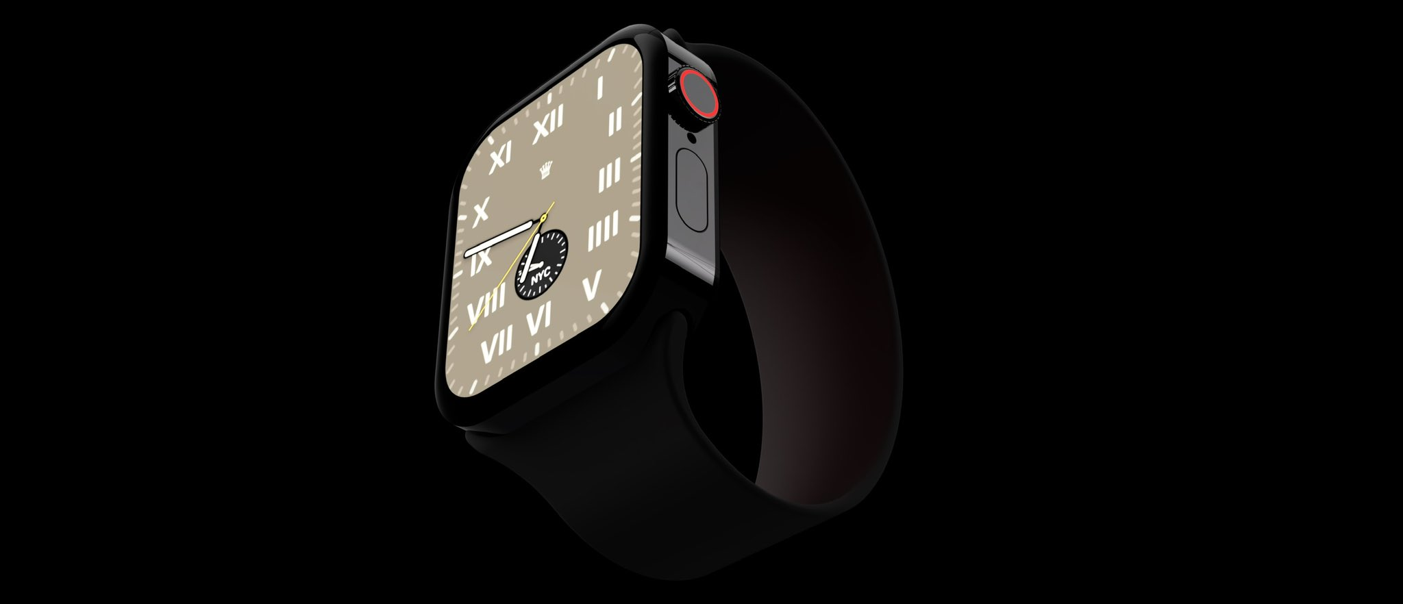 Apple nepřímo potvrdil jedno z největších vylepšení Apple Watch Series 7 –  Letem světem Applem