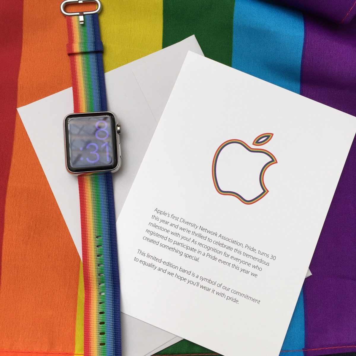 apple watch pride band 2016