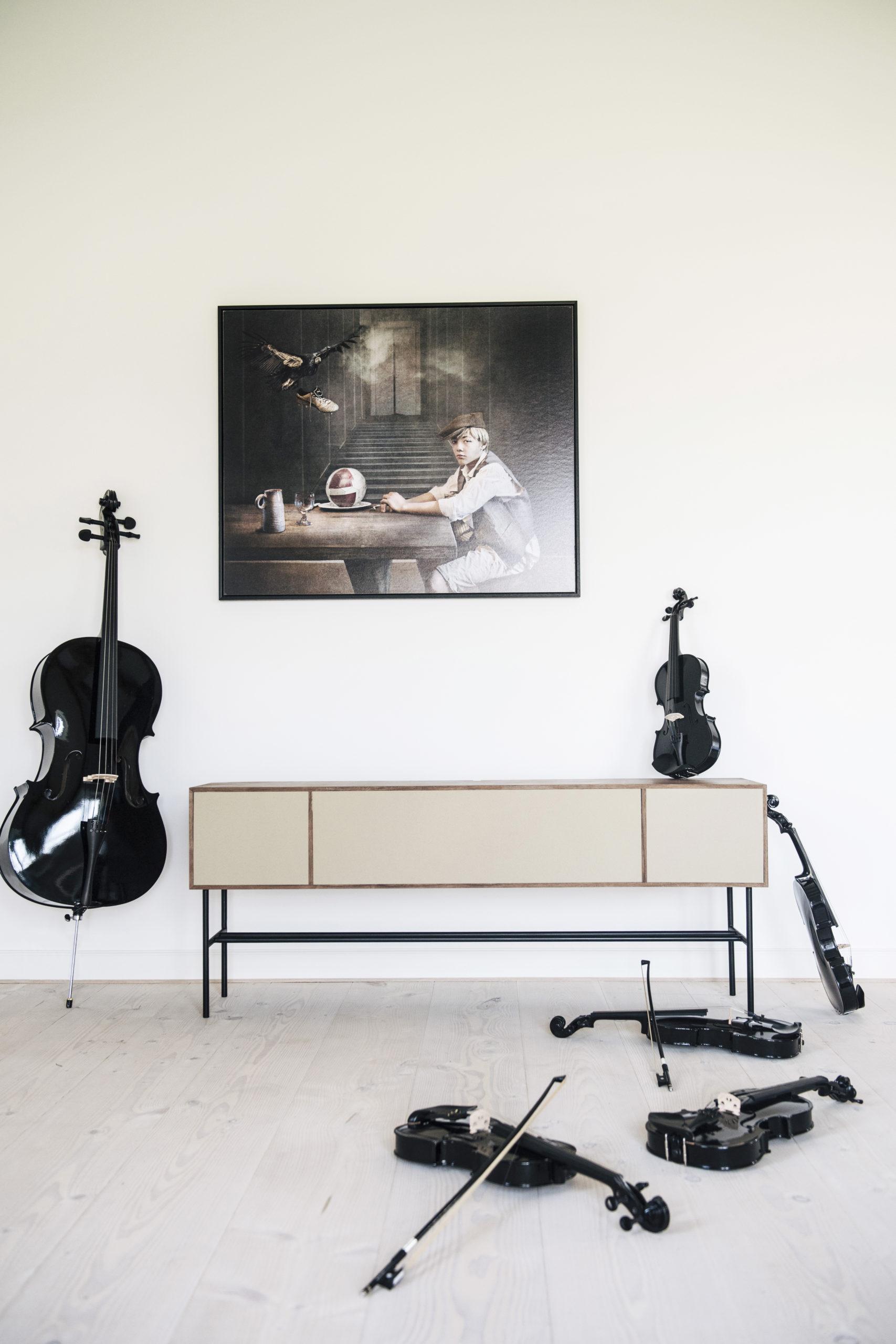 Luxusní boutique reproduktor Lemus Home Classic
