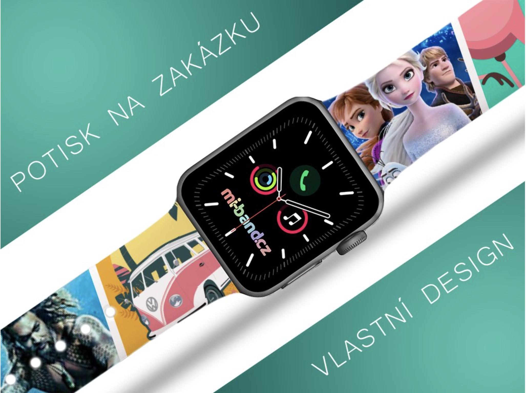 vlastní design Mi-band.cz