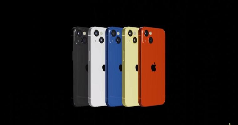 iPhone 13 concept