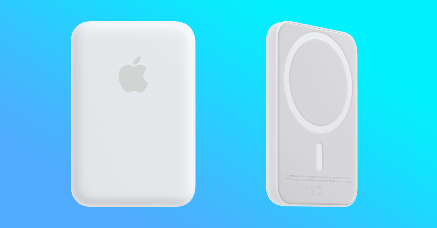 magsafe battery pack battery