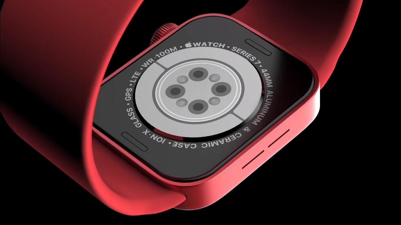 Apple Watch Series 7 concept